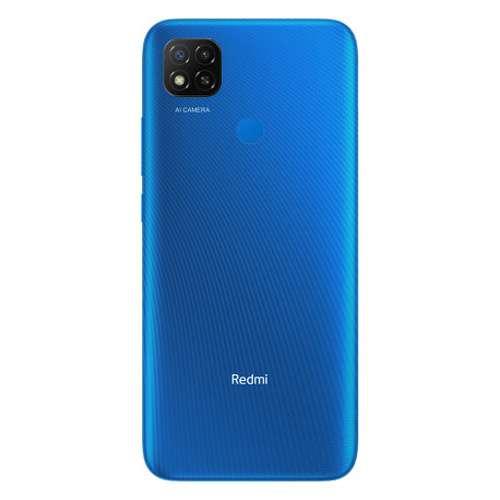 XIAOMI 9C 64Go Bleu dos