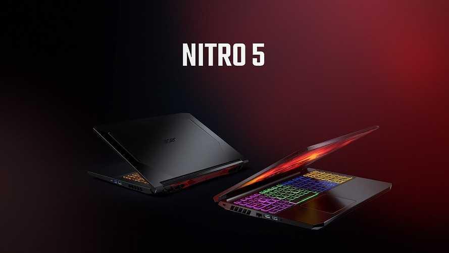 PC Gamer Portable ACER NITRO 5 0