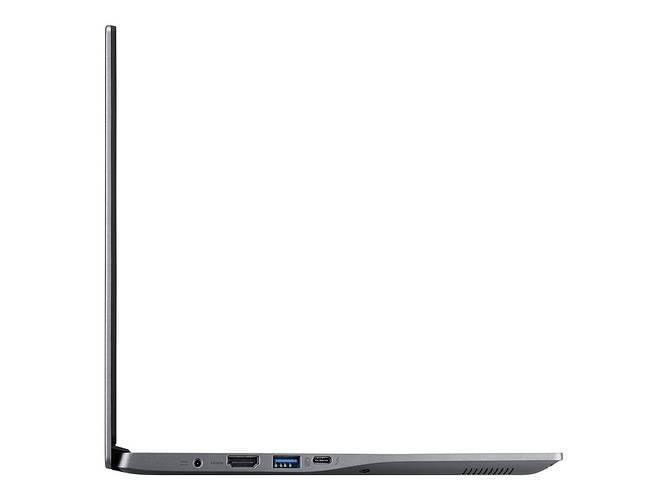 ACER Swift 3 Intel Core i3 epaisseur