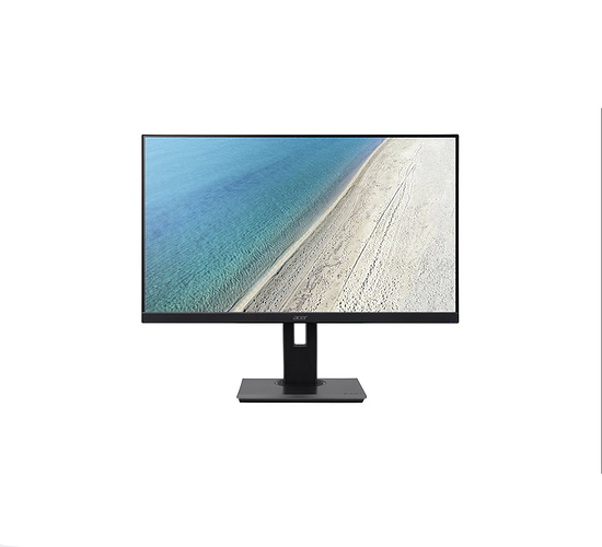 """Ecran Acer 21.5""""Professionnel 0"""