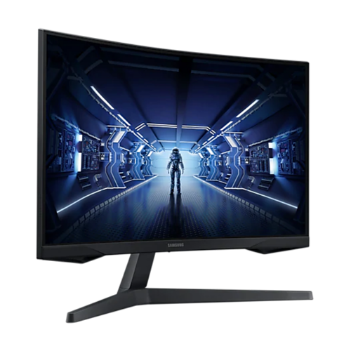 "Ecran Samsung 27"" Incurvé Odyssey G5 profil2"