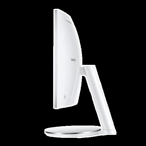 """Ecran Samsung 34"""" Incurvé cote"""