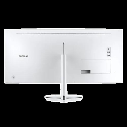 "Ecran Samsung 34"" Incurvé dos"