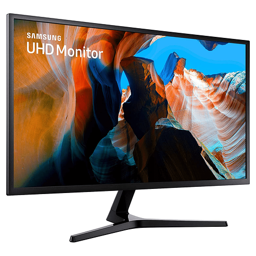 "Ecran Samsung 32"" Ultra HD profil"