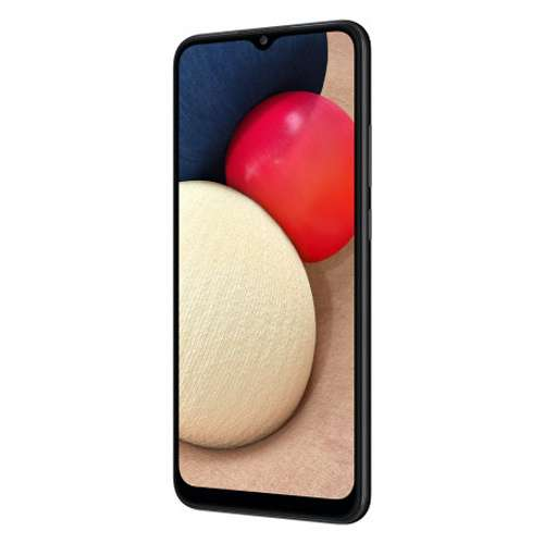 Samsung A02s Noir profil