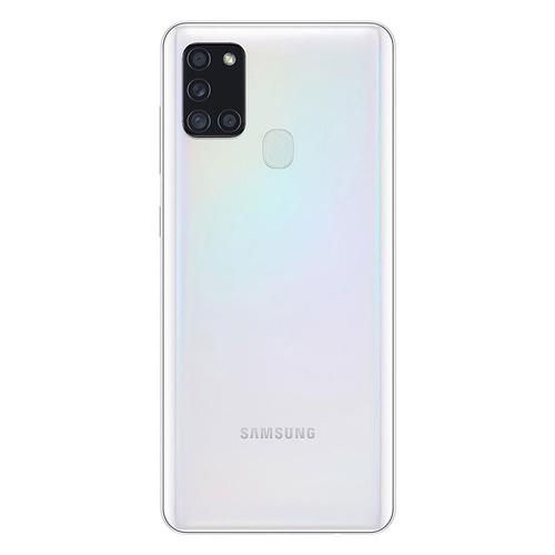 Samsung A21s Blanc dos