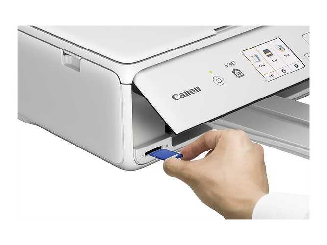 CANON PIXMA TS5051 sd