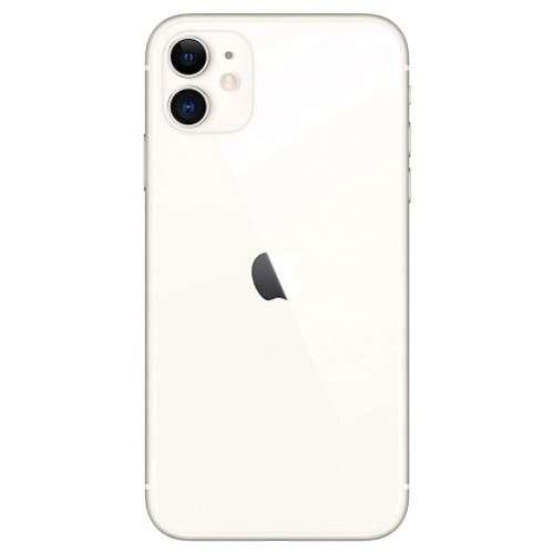 IPhone 11 64Go Blanc dos
