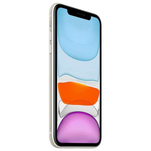 IPhone 11 64Go Blanc face