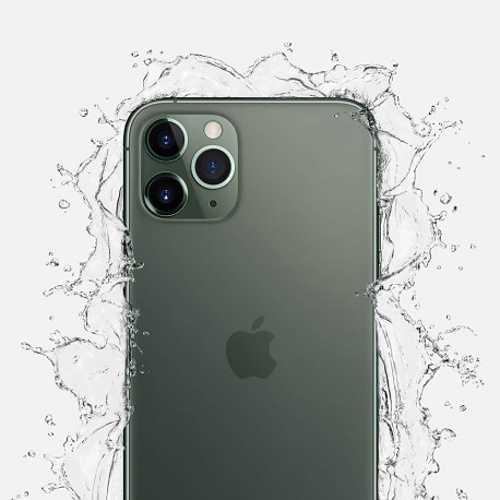 IPhone 11 Pro Max 64 Go Vert dos